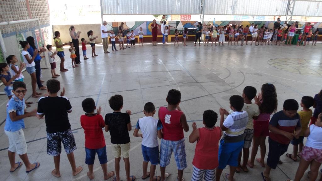 Movimentada a Casinha de Cultura Zefa Cabral