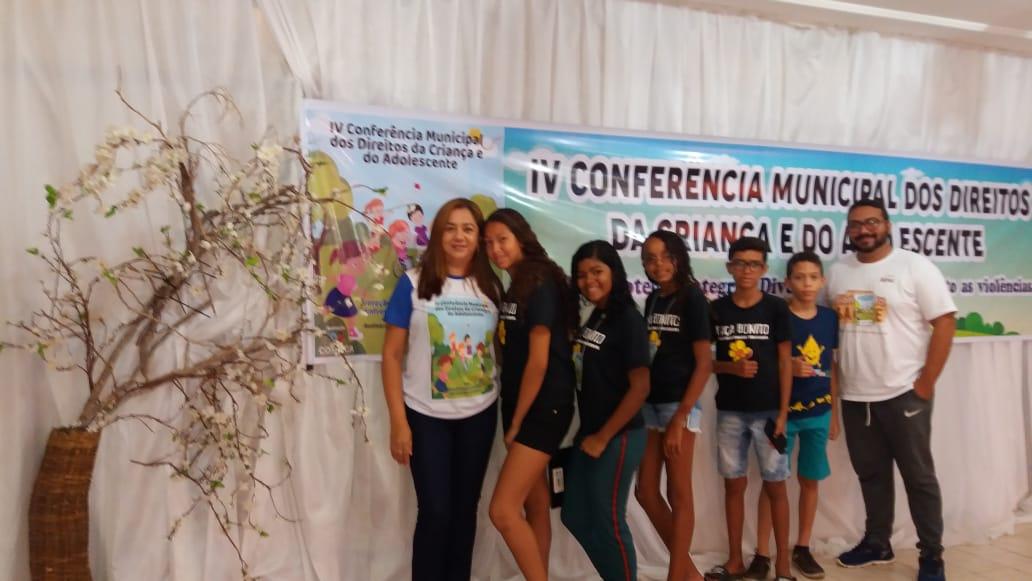Delegação da SOAF na Conferência da Criança e Adolescente