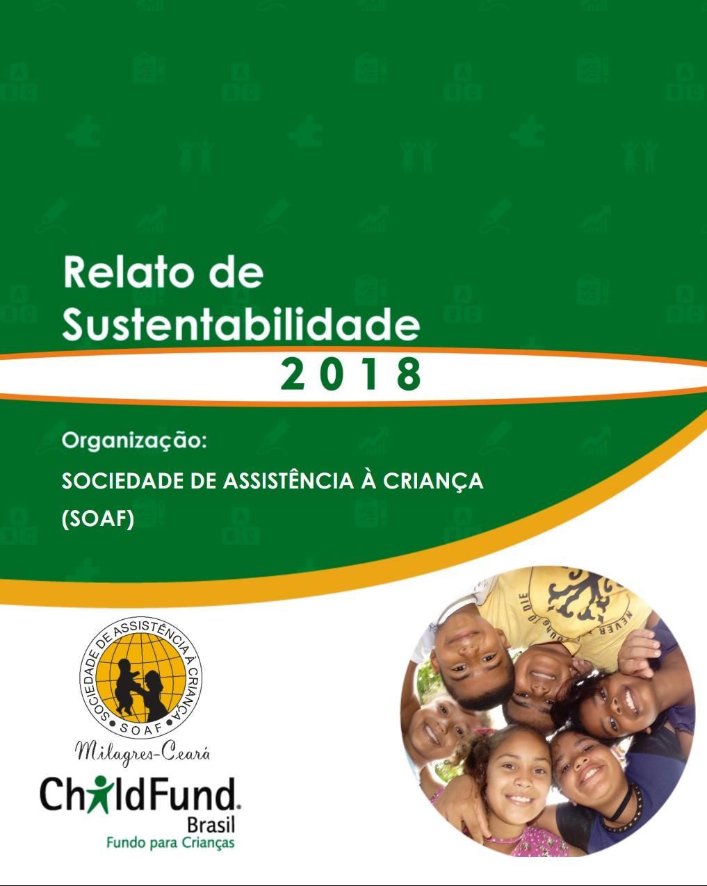 SOAF apresenta o Relato de Sustentabilidade 2018
