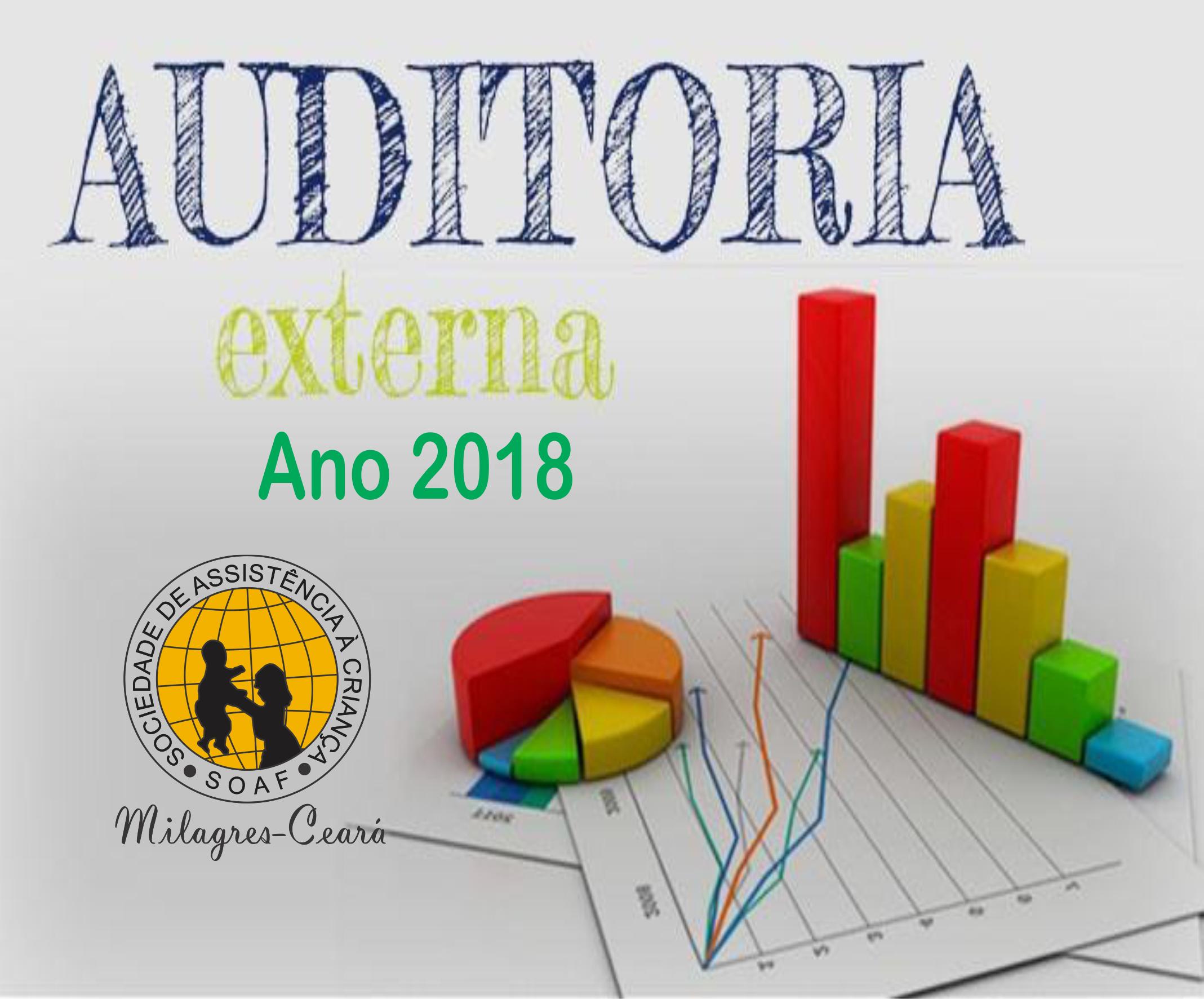 SOAF divulga Resultado da Auditoria Externa 2018