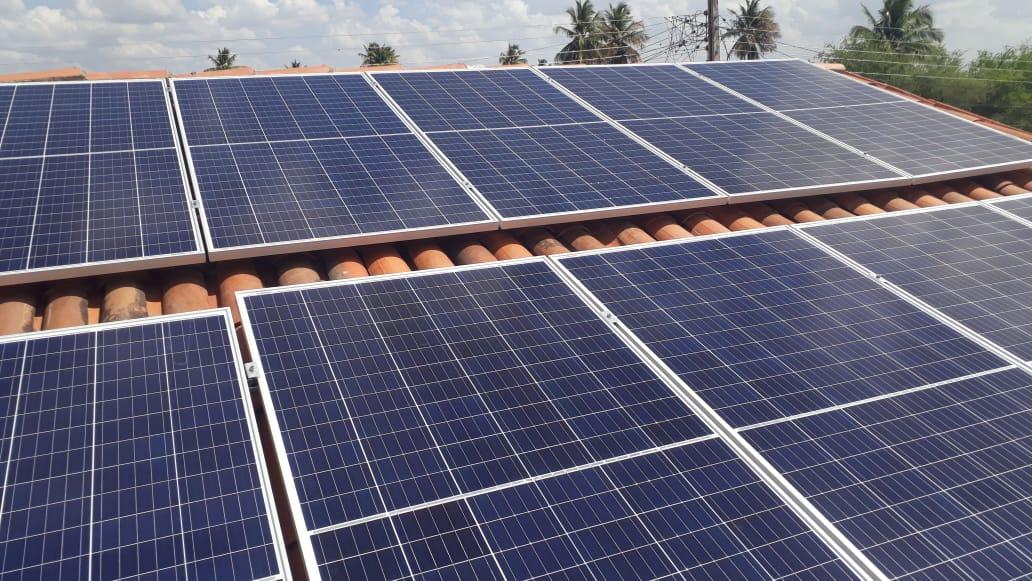 SOAF instala Energia Solar