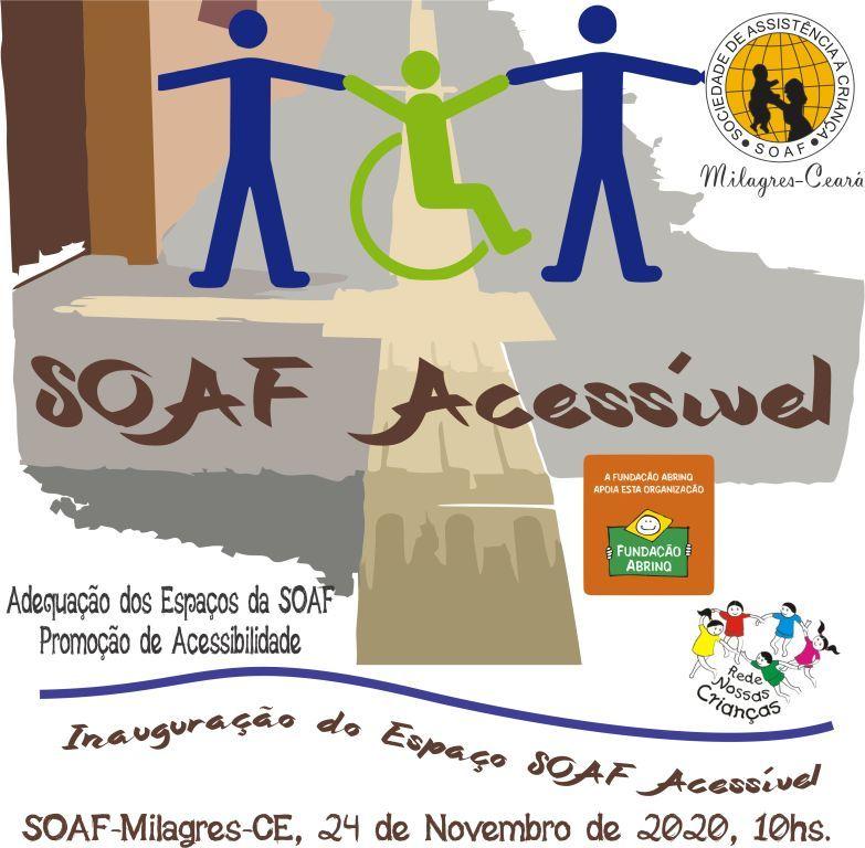 Projeto SOAF ACESSÍVEL