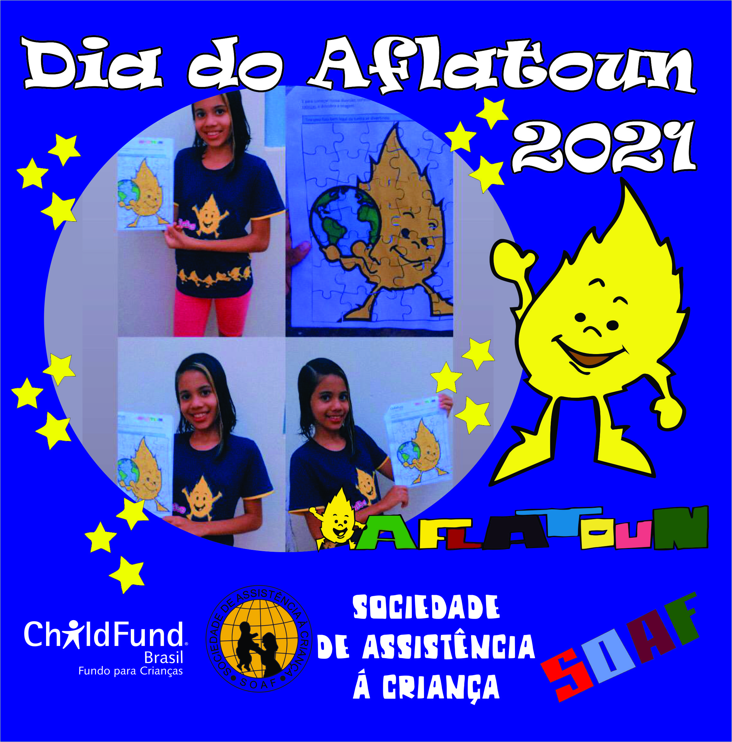 SOAF celebra dia do Aflatoun 2021